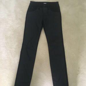 Girls Hudson Skinny Jeans-Black Size 10